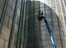 Metal Silo Repair, Sealing and Waterproofing